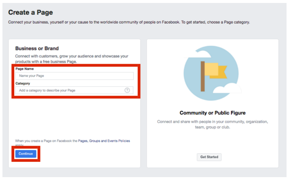 7个步骤创建Faceboo企业营销页面